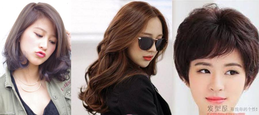 气质女人发型-善用发型展示美