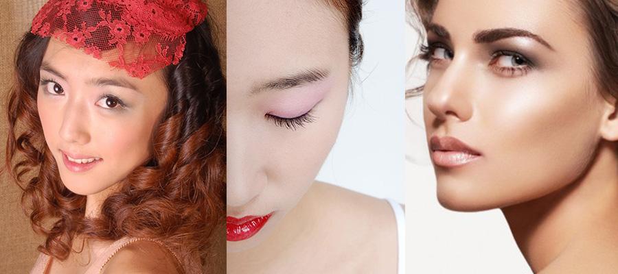 彩妆女孩-完美迷人彩妆步骤