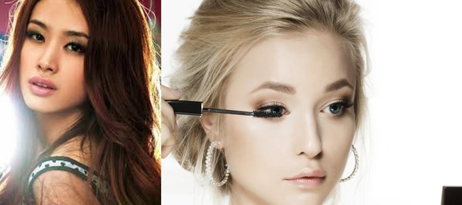 彩妆女孩-散发出魅力和自信