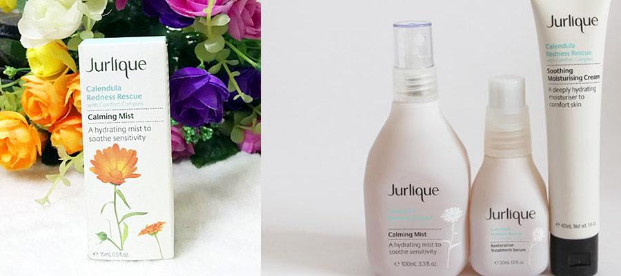 敏感肌肤适用的护肤品-金盏花舒缓花卉水