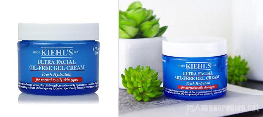 敏感肌肤适用的护肤品-科颜氏高保湿清爽面霜