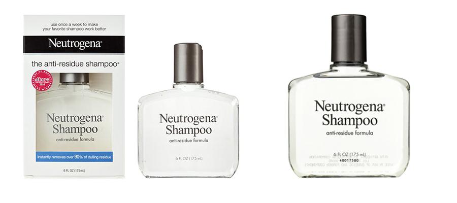 去头屑最有效的洗发水-美版露得清深层清洁去残留洗发水