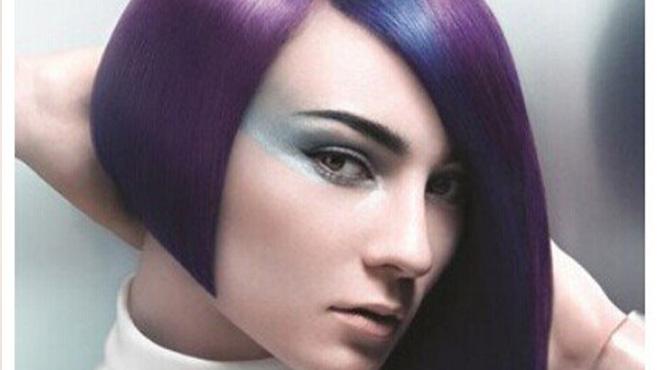 时髦短发一边长一边短-飘飘长发能展现女人的魅力更能突出女性独特美