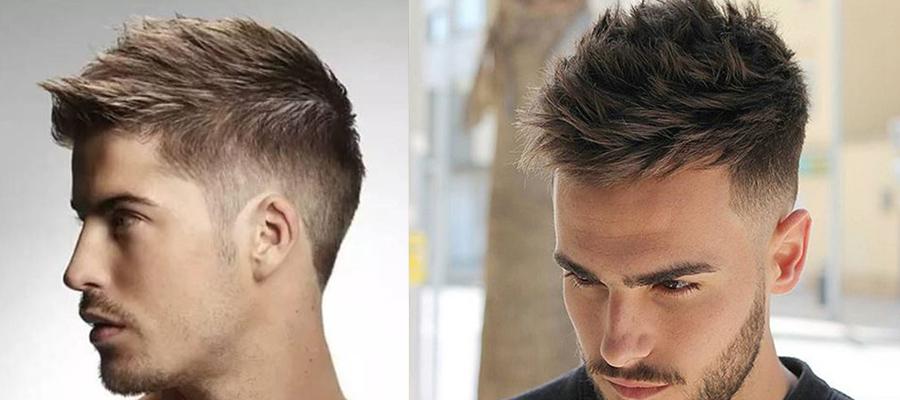 怎样确定男士的发型