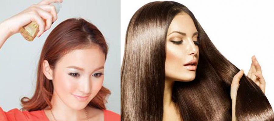 头发太蓬松怎么变柔顺-要用精油按摩头发