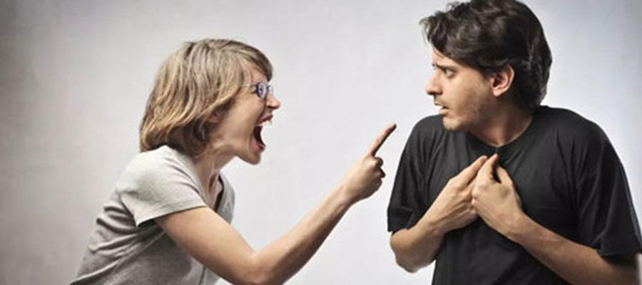 夫妻吵架后男人的心理-心烦意乱生异心