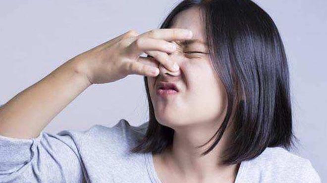 老公身上总有很难闻的味道-发现身旁有部分人的身上会散发出一种难闻味道