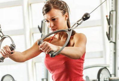 锻炼胸肌会让胸变大吗-做一些丰胸运动增大胸部是拥有性感身材的重要因素