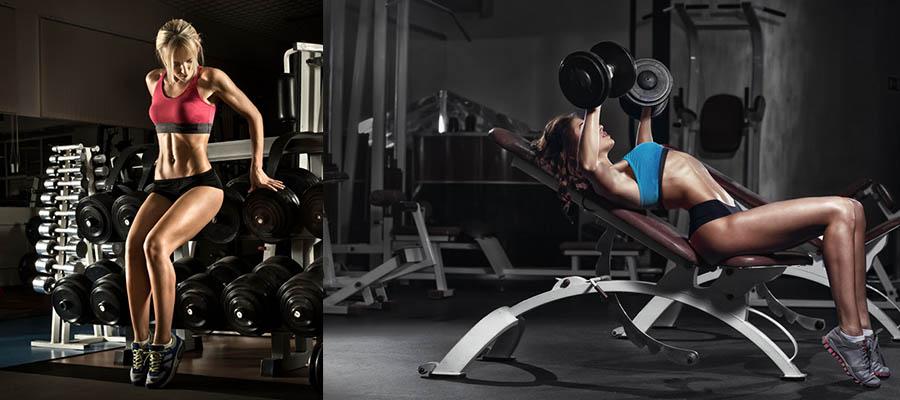 锻炼胸肌胸部为什么不会变大