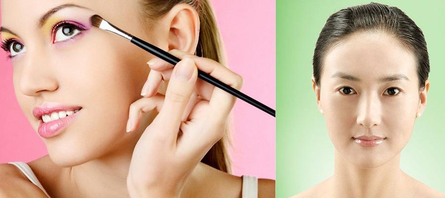 彩妆和裸妆的区别
