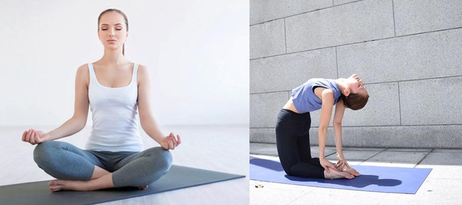 练瑜伽-平衡腺体分泌