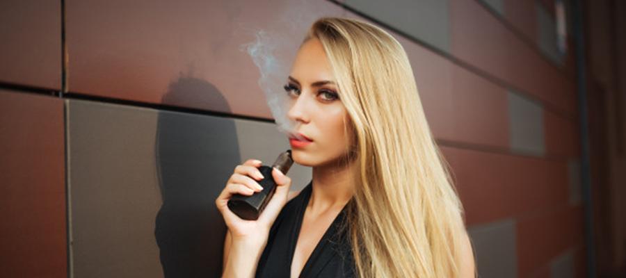 戒烟-女性吸烟危害大