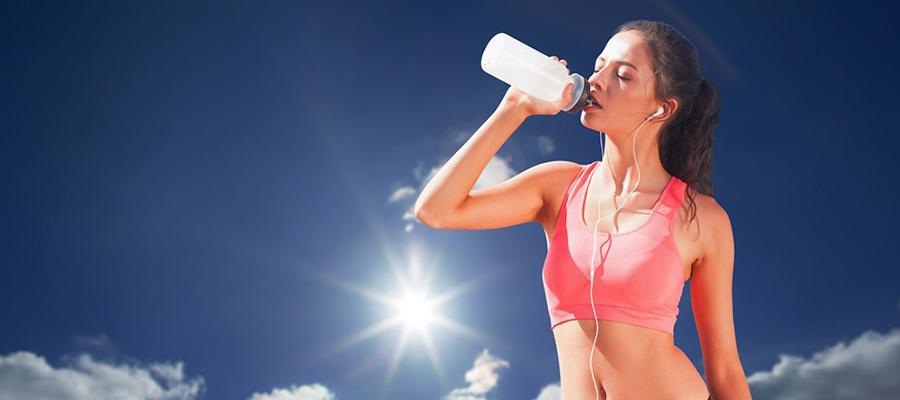 养成多喝水的好习惯