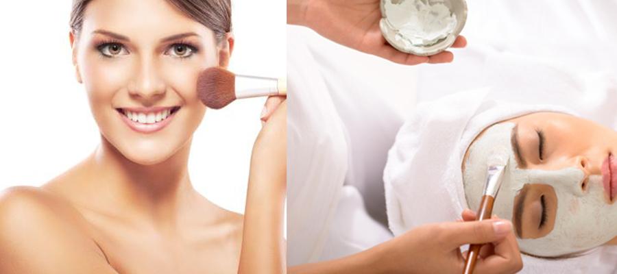 为什么有的女人不显老-美容化妆是关键
