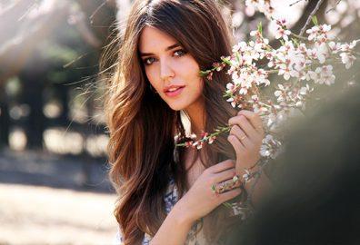 春光无限好-十里春风不如你的美丽