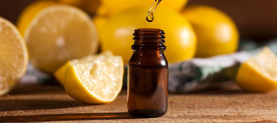 柠檬精油的用法