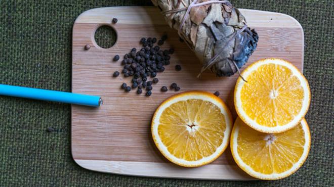 甜橙精油用法