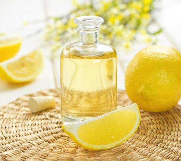 自制柠檬精油
